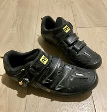 Mavic Razor Mountain Bike Shoes Size 9.5 US 43.3 EU Black