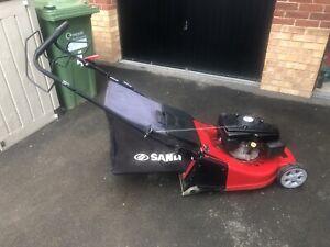 Sanli LSP 480 Petrol Lawnmower Self Propelled