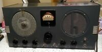 Vintage The Hallicrafters Sky Champion S 20R Short Wave Radio