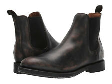 Frye Mens Bowery Chelsea Slip On Business Casual Dress Ankle Boots