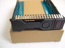 """Hot Swap Hard Drive Caddy Hewlett Packard HP 651314-001 SAS SATA LFF 3.5"""" Gen 8"""