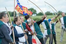 Longbow Immersive 1346 Archery Experience Day