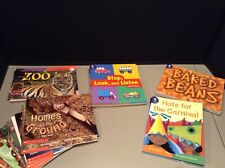 Rigby Lighthouse Scholastic Science Readers Lot Leveled Books Set