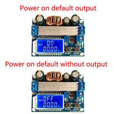 35W Automatic buck module LCD digital voltmeter ammeter adjustable buck boost