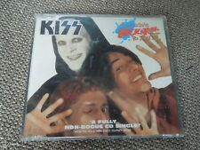 Kiss God Gave Rock & Roll To You II RARE CD Single
