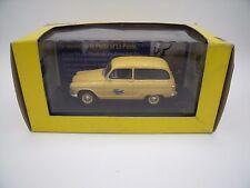 Simca Aronde P60 Ranch LA POSTE ! TOP ! 1/43 1962 Universal Hobbies !