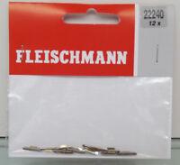 FLEISCHMANN 22240 - Spur N - Übergangsschienenverbinder - Neu in OVP