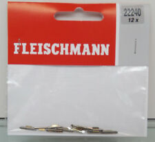 Fleischmann 22240 - N Gauge - Transition Rail Connector - New Original Packaging