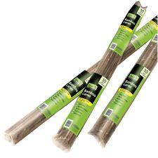 Gardman 120cm Natural Bamboo Garden Stake - 20 Pack
