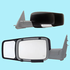 2 DODGE RAM 1500 TOW MIRRORS EXTENDER 2010 2011 2012 2013 2014 2015 2016 2017
