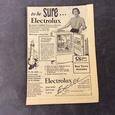 Advertisement - Electrolux - UK - 1930s