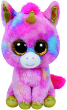 Ty TY36819 Fantasia-Large Boo, Pink, 42 cm