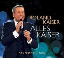 NEU CD - Roland Kaiser - Das Beste am Leben - NEU OVP