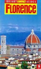 , Florence Insight Compact Guide (Insight Compact Guides), Like New, Paperback