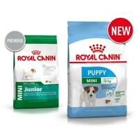 Royal Canin Mini Junior 33 Complete Dry Dog Food 800g NOW PUPPY