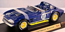 Chevrolet Corvette Grand Sport 1964 #10 bleu bleu 1:18 Yat Ming