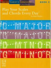 Helen Marlais Play Your Scales & Chords Every Day® 3 Learn to Play MUSIC BOOK