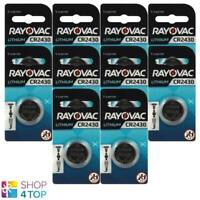 10 Rayovac CR2430 Pile Lithium 3V Cell Coin Bouton Watch Exp 2026 285mAh Neuf