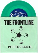 """The Frontline """"Withstand"""" 7"""" /95 OOP Down to Nothing Have Heart"""