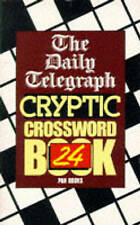 Good, Daily Telegraph  Cryptic Crossword Book 24: No.24, Telegraph Group Limited