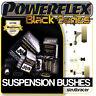 Fiat Punto MK1 inc GT (1993-1999) ALL POWERFLEX BLACK SERIES MOTORSPORT BUSHES