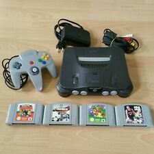 Nintendo 64 Konsole mit 4 Spielen | Super Mario | Pokemon | Retro ♡