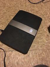 🇺🇸Router Wireless N Gigabit 450 Mbps Usb Cisco Linksys Ea4500 Dual Band N900
