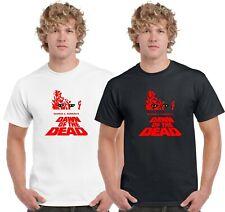 Zombies Amanecer de los muertos T Shirt 1978 Diseño