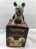 "DISNEY VINYLMATION  3"" - LION KING SERIES - BANZAI"