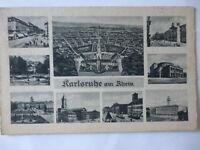 Ansichtskarte Karlsruhe am Rhein  (Nr.691)