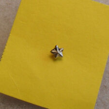 CURRENT ISSUE SILVER RIBBON BAR STAR TO REPLACE 5 BRONZE STARS COPPER  PRONGS