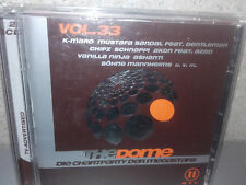 "Cd ""THE DOME"" Vol. 33++2Cd´s"