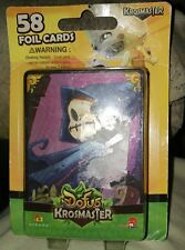 New sealed Dofus Krosmaster 58 Foil Card Set  FREE SHIPPING