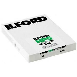 *NEW* Ilford HP5 Plus 400 4x5 Sheet film (25 sheets)