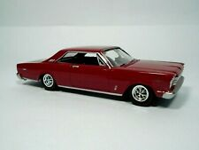Greenlight 1966 Ford Galaxie 500 XL 1/64 scale Limited Edition Diecast Model