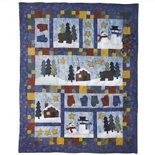 XMAS CRAFTS | Quilt ~ Mantle Cover ~ Pillow ~ Stocking | UNCUT Sewing Pattern