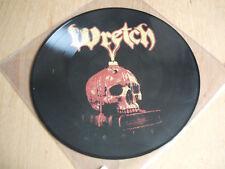 Wretch  – Wretch Vinyl Lp  Album  Picture Disc  Reissue mint / sealed