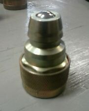 "Pioneer 4060-4 standard male to john deere hydraulic  adapter ""FREE SHIPPING"""