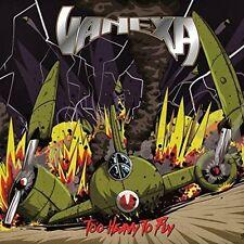VANEXA-TOO HEAVY TO FLY-DIGI PAK-heavy metal-uriah heep-vanessa-odyssea-hyaena