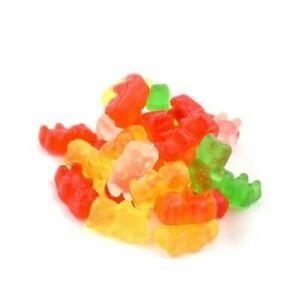 GUMMI BEARS - Jelly Candy - 1/4LB to 10LB Bags BULK Best Price - FRESH & TASTY