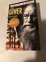 The Giver by Lois Lowry 1994 1st Edition Paperback VG Book John Newbery Medal