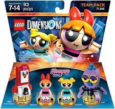 NIB LEGO Dimensions Powerpuff Girls Team Pack 71346