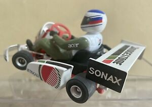 RACING GO-KART F1 SERIES BRIDGESTONE SONAX NINCO 50286 USED BUT IN EXC. COND.