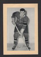 1944-63 Beehive Group II Montreal Canadiens Photos #275 Ken Mosdell