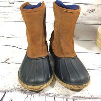 "Lacrosse 273122-12M 10/"" Uplander 2 Unlined Boots Size 12 Medium 13497"