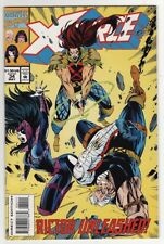 X-FORCE #34,35,36,37/ANNUAL 2 Marvel Comics Cable Domino Uncanny X-Men COMPLETE!