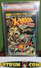 Uncanny X-Men #94 CBCS 9.0 S.S. - KEY Marvel issue signed by Chris Claremont