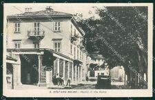 Cuneo San Stefano Belbo cartolina QK9189