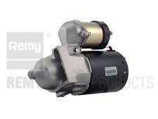 Starter Motor-VIN: H Remy 25300 Reman
