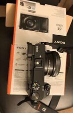 Sony Alpha a6000 Digital Camera 24.3MP Camera w/16-50mm Power Zoom lens